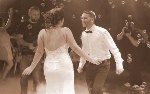אירוע מדהים של מארגנת חתונות