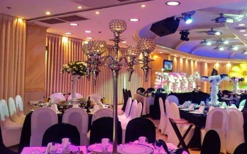 צילום עיצוב שולחנות חתונה