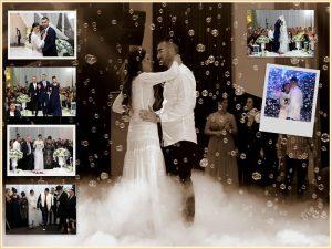 קולאז' תמונות חתונה 15