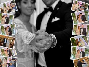 קולאז' תמונות חתונה 16